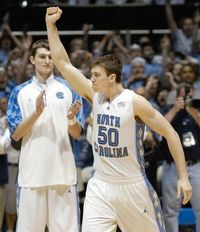 Tyler hansbrough by mark dolejs herald-sun like john travola
