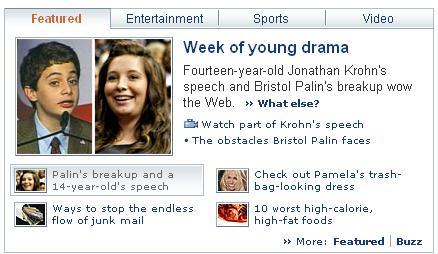 Jonathan Krohn to wed Bristol Palin