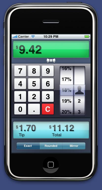 IPhoneTipScreen