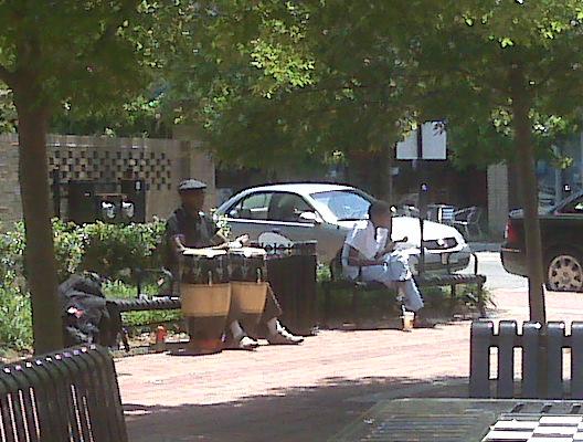 Durham drummer