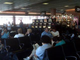 Las Vegas airport slots