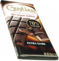 Guylian no sugar