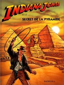 Indiana Jones Pyramide