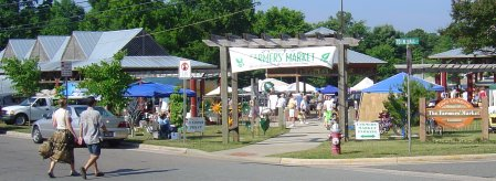 Carrboro Farmer's Market from CarrboroWeb