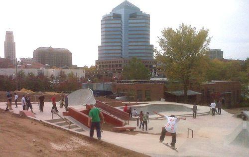 Durham Skate Park