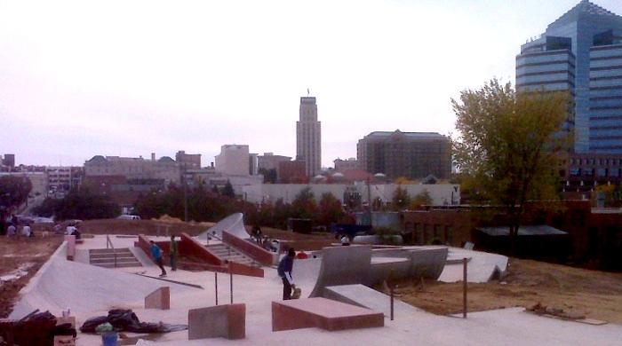 Durham Skate Park 2