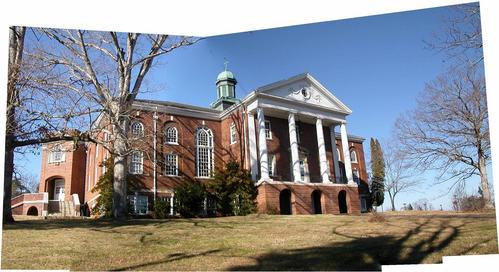 Biltmore School from ESE