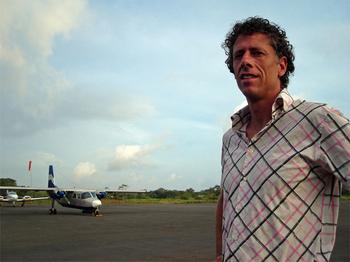 Utila_to_la_ceiba_airplane